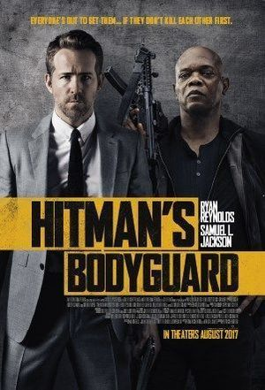 Hitman's Bodyguard - Action, Comedy