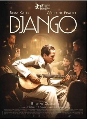 Django - Biographical