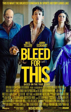 Bleed for this - Biographical, Drama