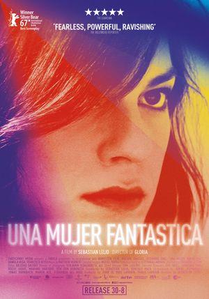 Una Mujer Fantastica - Drama