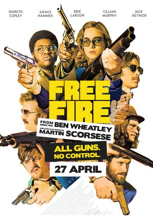 Free Fire - Action, Comedy