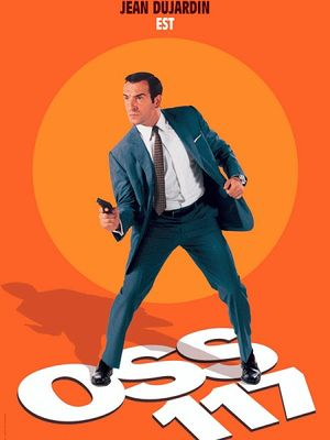 OSS 117 - Action, Comedy