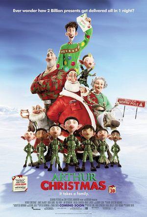 Arthur Christmas - Animation (modern)