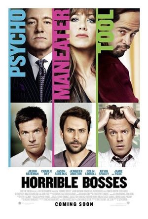 Horrible Bosses - Comedy