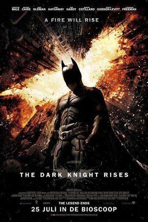The Dark Knight Rises (Batman 3) - Action, Thriller