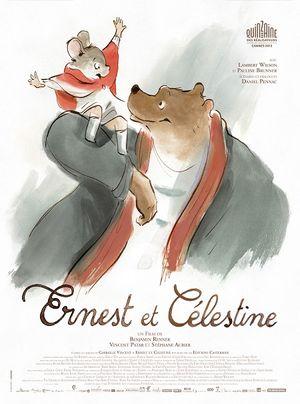 Ernest et Célestine - Animation