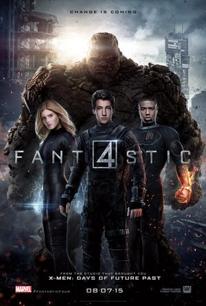Les Quatre Fantastiques - Action, Science-Fiction, Fantastique