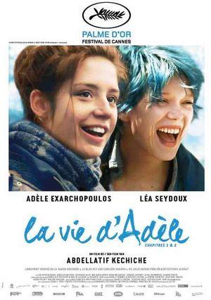 La vie d'Adèle - Drame