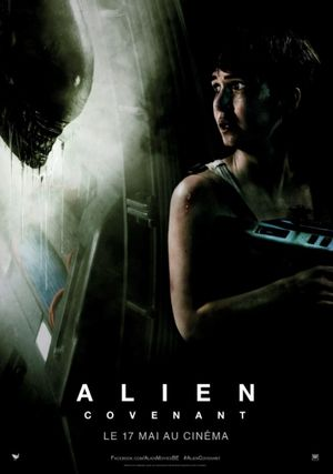 Alien: Covenant - Action, Science-Fiction, Thriller, Drame