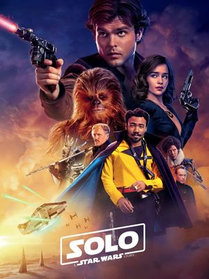 Untitled Han Solo Star Wars Anthology Film - Action, Science-Fiction