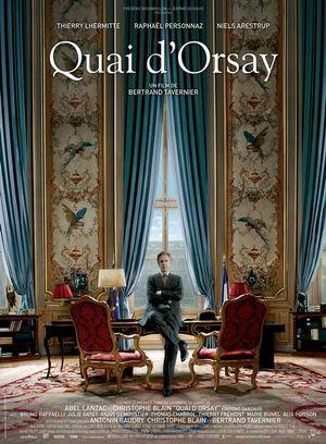 Quai d'Orsay - Comédie