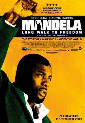 Mandela : Un long chemin vers la liberté - Biographie, Drame