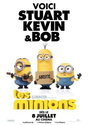 Les Minions - Famille, Comédie, Animation