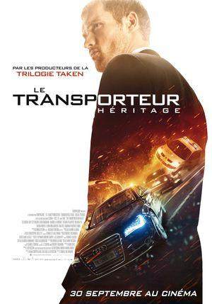 Le Transporteur - Héritage - Action