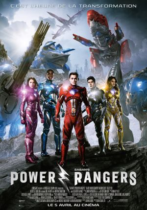 Power Rangers - Famille, Action, Aventure