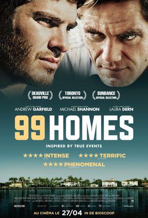 99 homes - Drame