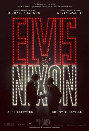 Elvis & Nixon - Comédie