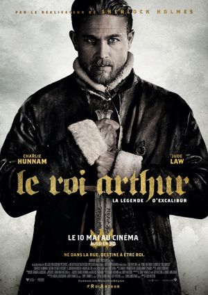King Arthur: Legend of the Sword - Action, Film historique, Fantastique, Aventure