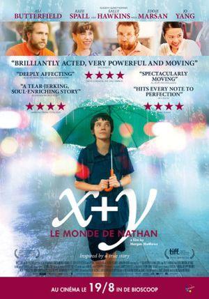 X+Y Le Monde de Nathan - Drame, Comédie