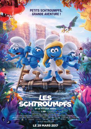 Les Schtroumpfs et le Village Perdu - Famille, Animation