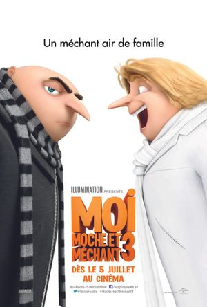 Despicable Me 3 - Comédie, Aventure, Animation