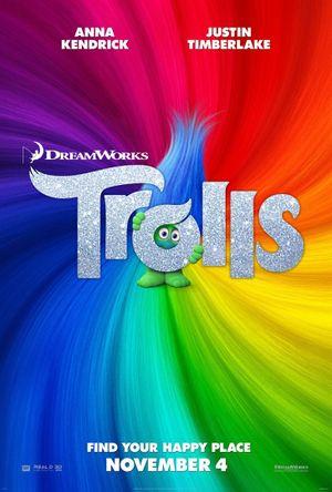 Les Trolls - Fantastique, Musique, Aventure, Animation