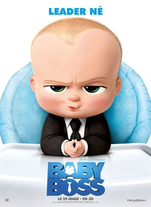 Boss Baby - Comédie, Animation