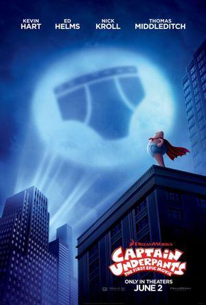 Captain Underpants - Famille, Animation