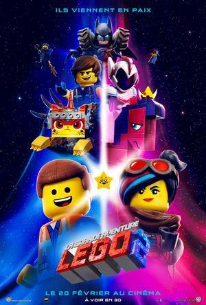 La Grande Aventure Lego 2 - Animation