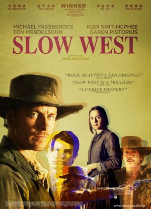 Slow West - Action, Thriller, Western