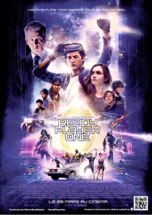 Ready Player One - Action, Science-Fiction, Fantastique, Aventure