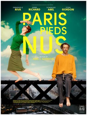 Paris Pieds Nus - Comédie