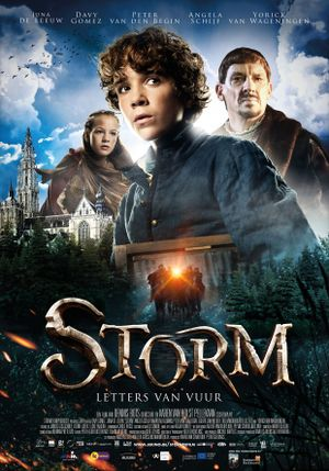 Storm - Famille, Famille