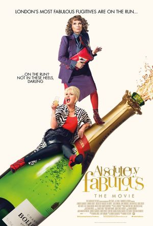 Absolutely fabulous : le film - Comédie