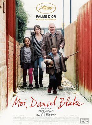 Moi, Daniel Blake - Drame