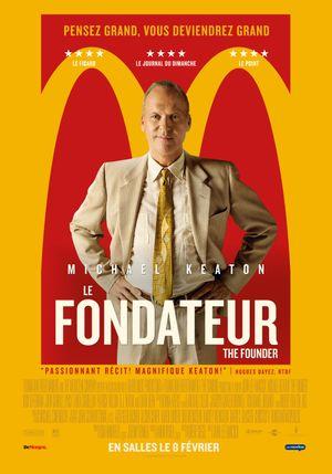 Le Fondateur - Biographie, Drame, Film historique