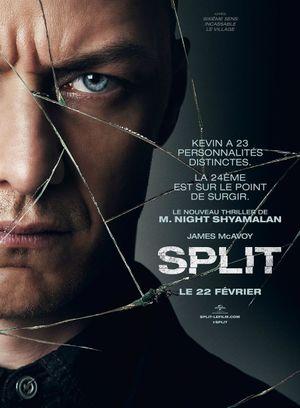 Split - Horreur, Thriller