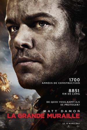La Grande Muraille - Action, Thriller, Aventure