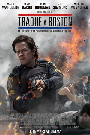 Traque à Boston - Thriller, Drame