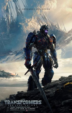 Transformers : The Last Knight - Action, Science-Fiction, Aventure