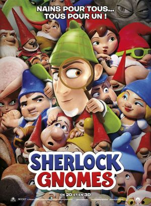 Sherlock Gnomes - Animation