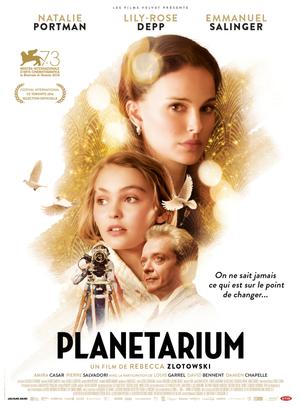 Planétarium - Thriller, Drame, Fantastique, Romance