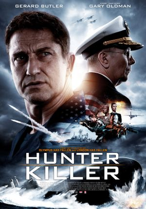 Hunter Killer - Action, Thriller