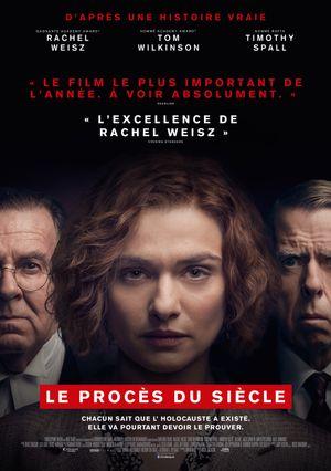 Le Procès du Siècle - Biographie, Drame, Film historique