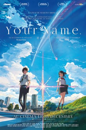 Your Name - Drame, Animation
