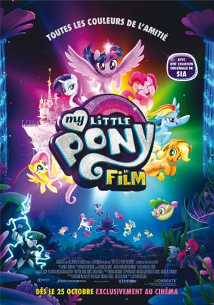 My Little Pony - Famille, Animation