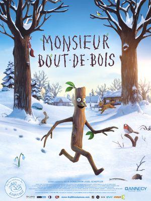Monsieur Bout-de-Bois - Famille, Court Métrage, Animation