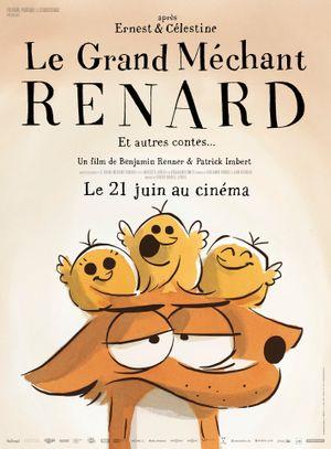 Le Grand Méchant Renard et autres Contes... - Famille, Animation