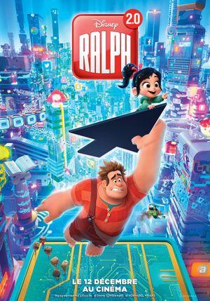 Ralph Breaks the Internet: Wreck-It Ralph 2 - Animation
