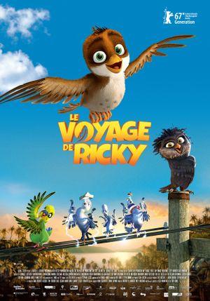 Le Voyage de Ricky - Animation, Famille